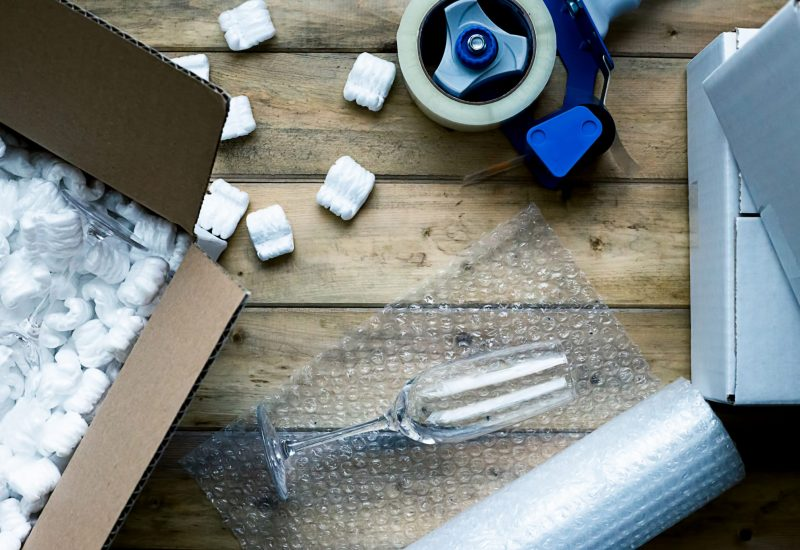 Packing services for house moves in Watford