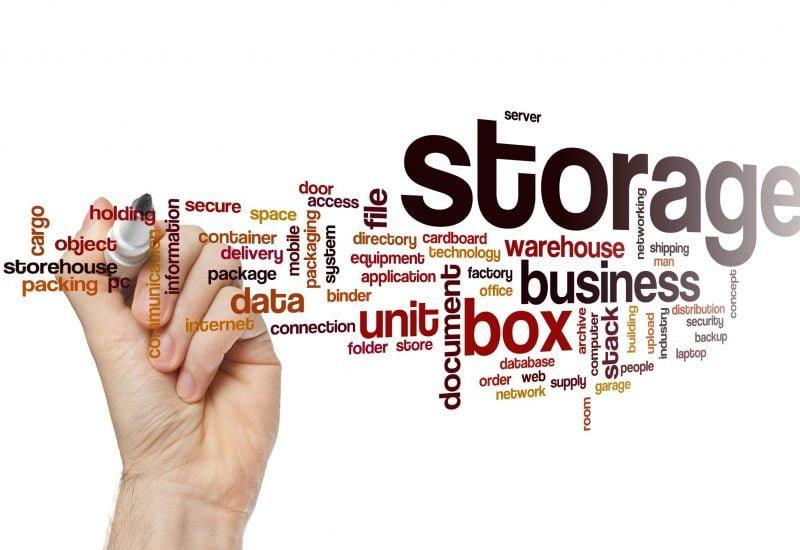 storage units Watford