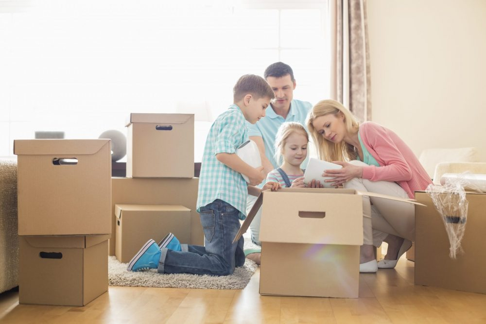 house removal company in St Albans